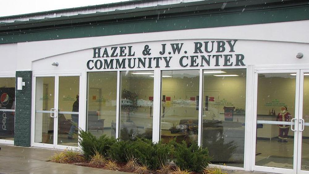 Hazel & J.W. Ruby Community Center