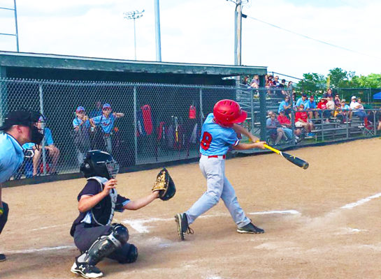 photo of little league baseball