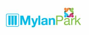 Mylan Park horizontal logo